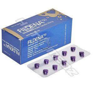 Fildena 50 mg