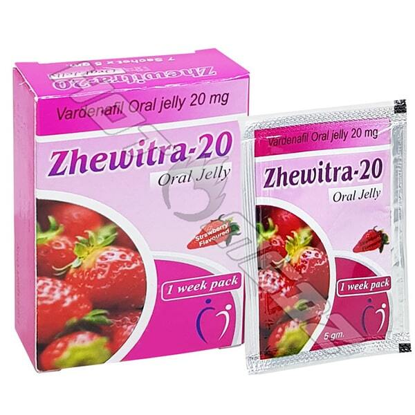 Zhewitra Jelly 20